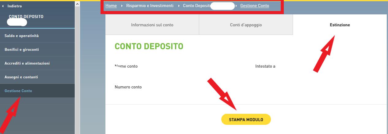 Come Fare Per Chiudere Il Conto Deposito Chebanca Soldius