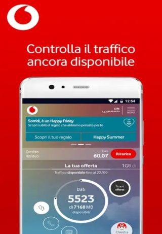 Vodafone: credito residuo e gli ulteriori servizi offerti ...